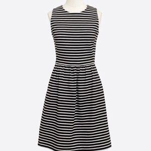 J. Crew Sleeveless Midi Dress